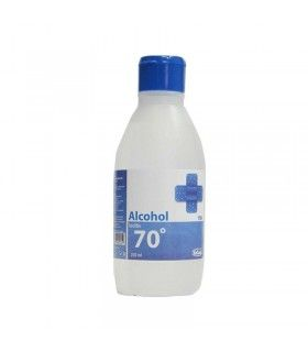 Alcohol 70º 250 cl